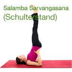 Salamba Sarvangasana