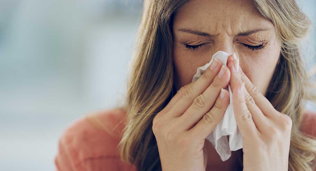 De précieux conseils en cas d'allergies