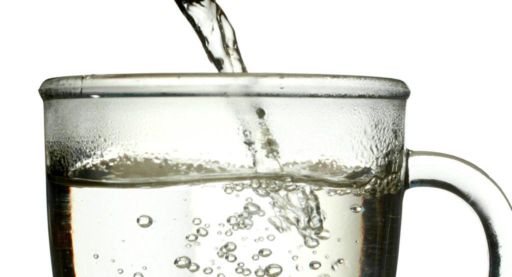 Cure d'eau chaude ayurvédique