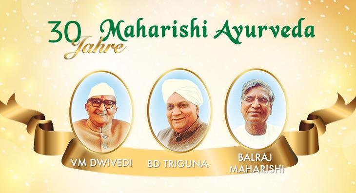 Les débuts de l'Ayurvéda Maharishi en Europe