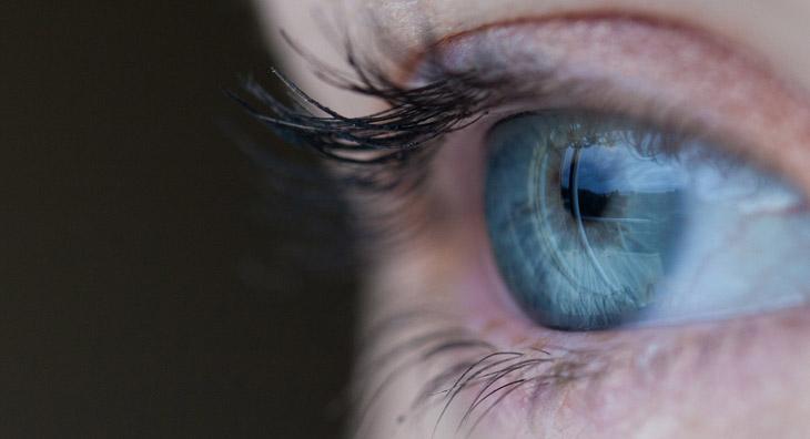 Les yeux – miroir de l'âme