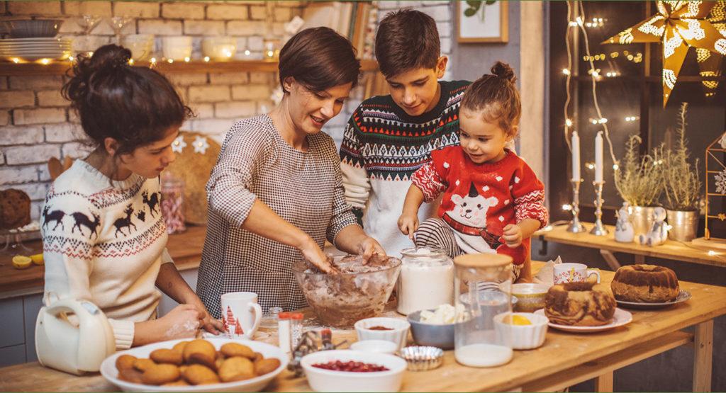 Des conseils ayurvédiques pour des Fêtes de Noël saines et joyeuses