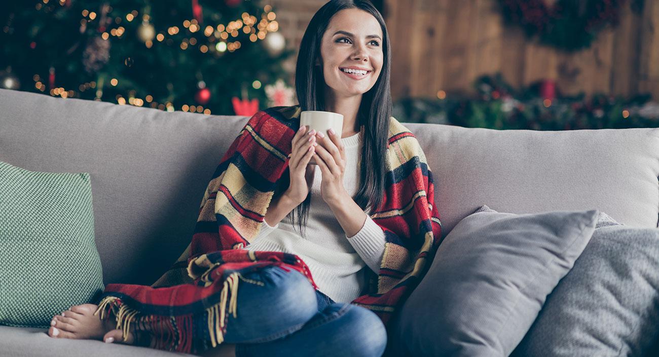 Entspannt und gesund durch die Weihnachtszeit