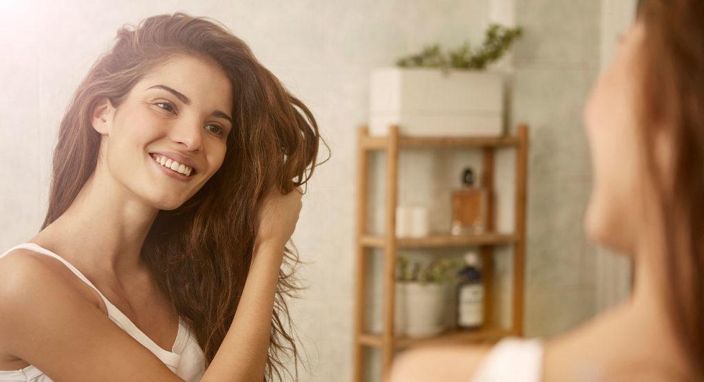 Ayurvedische Haarpflege