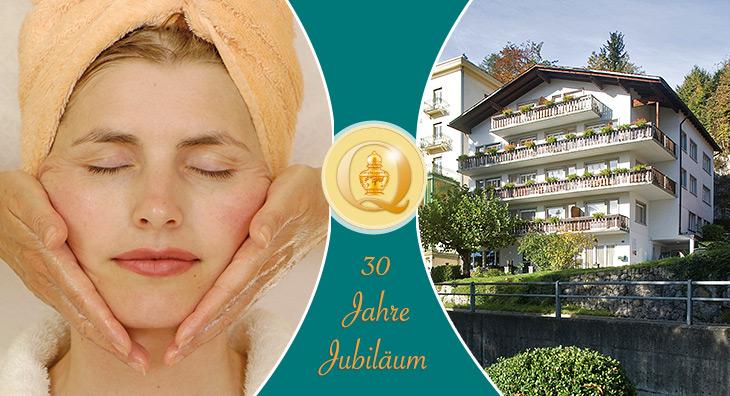30 Jahr Jubiläum Maharishi Ayurveda Gesundheitszentrum Seelisberg