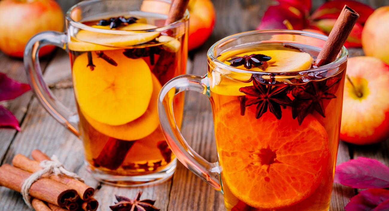 Und jetzt eine Tasse Tee...