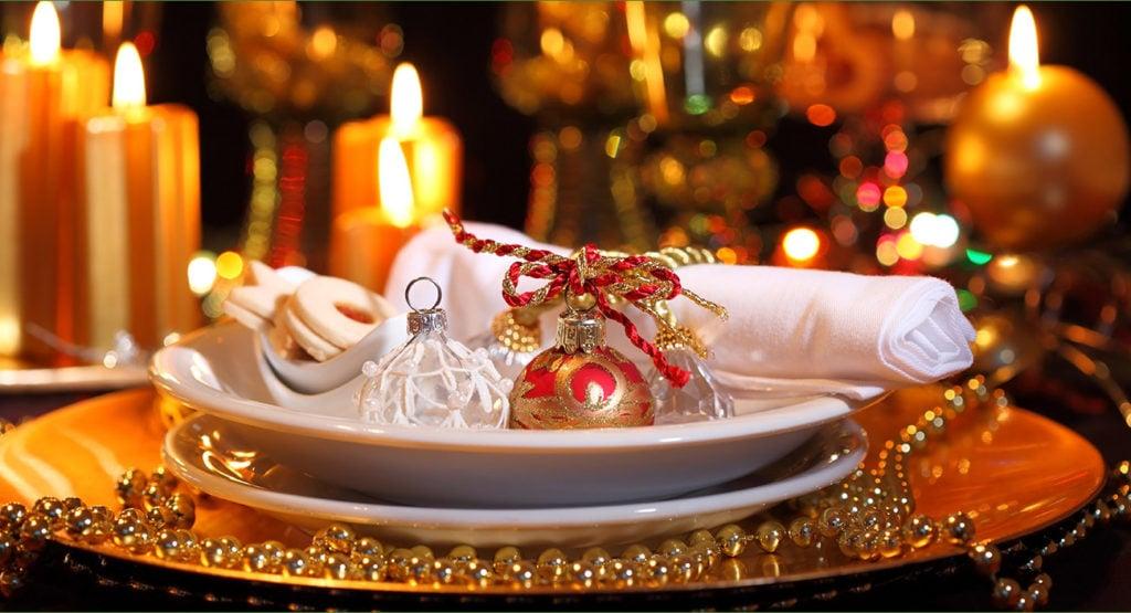 Festliches ayurvedisches Weihnachtsmenu