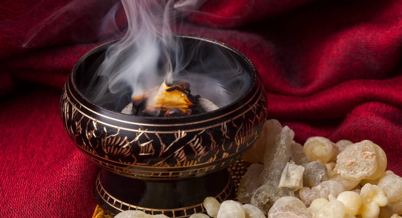 Weihrauch – ein königliches Geschenk