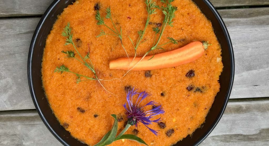 Karotten-Halwa