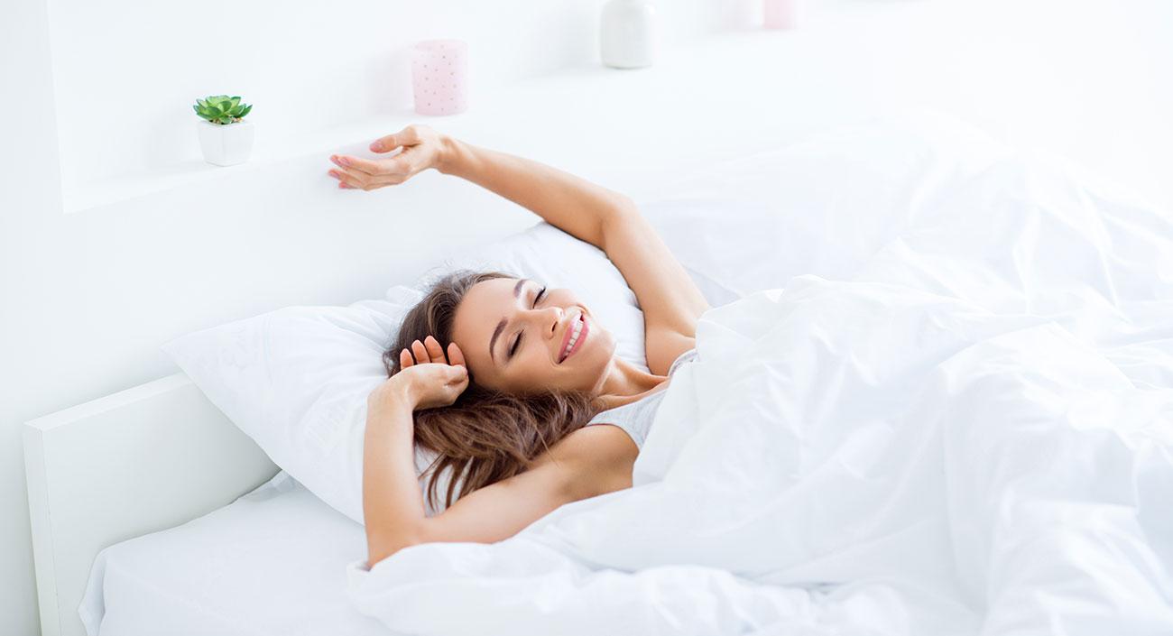 Mit Ayurveda zu erholsamem Schlaf