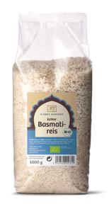 kochen Sie sich frisches Gemüse mit wohlduftendem Basmati-Reis