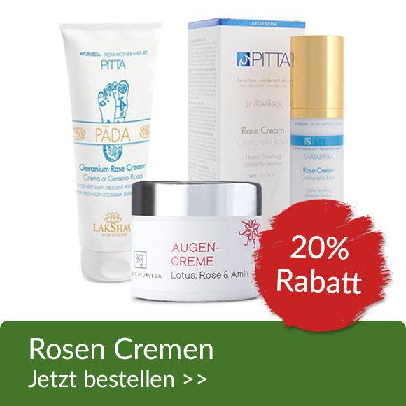 Rosen Cremen 20% Aktion