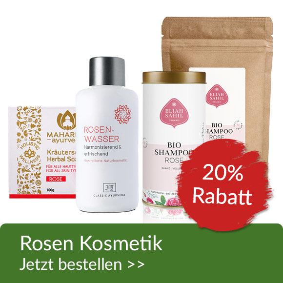 Rosen Kosmetik 20% Rabatt