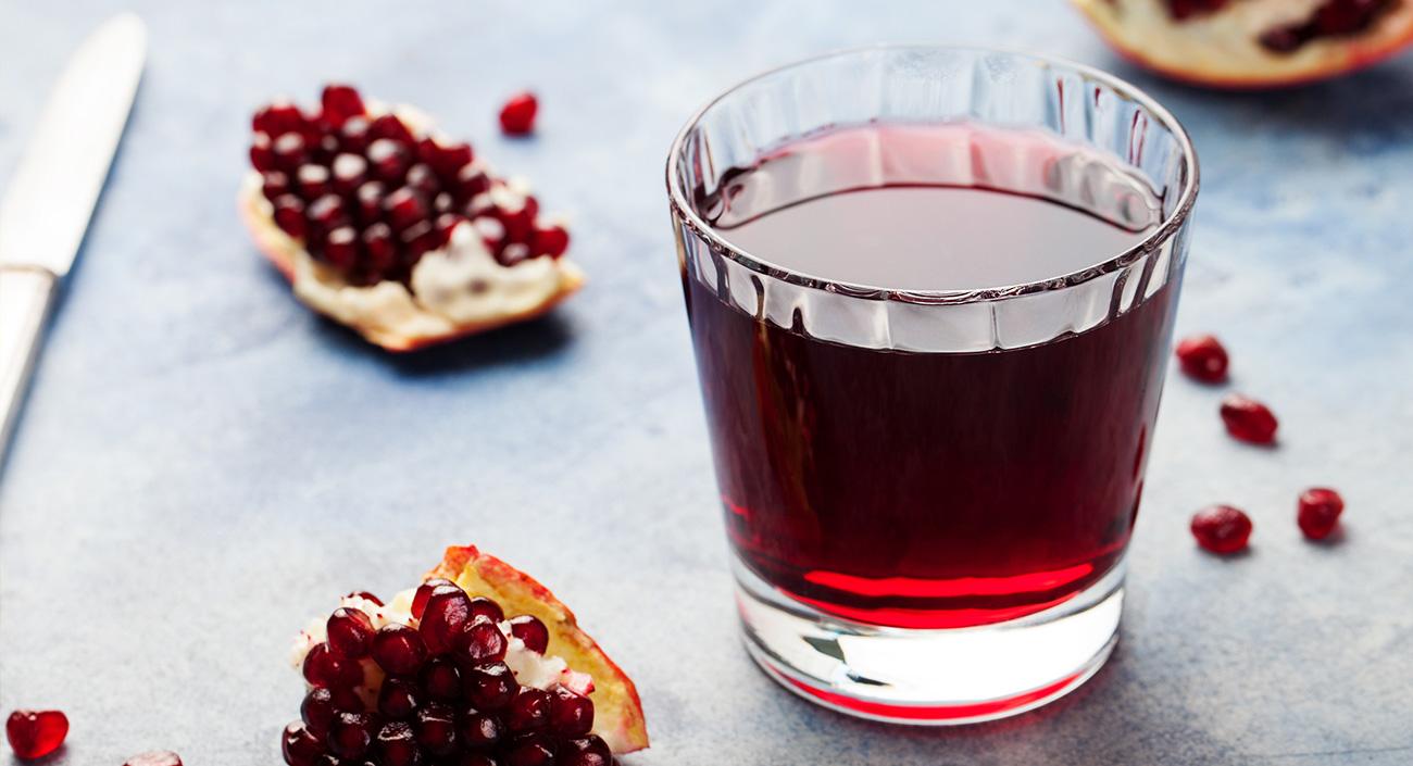 Kostbarer Drink für besondere Stunden zu zweit