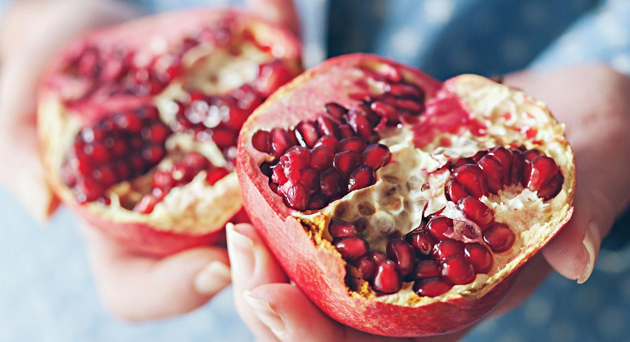 Granatapfel – der verführerische Paradiesapfel