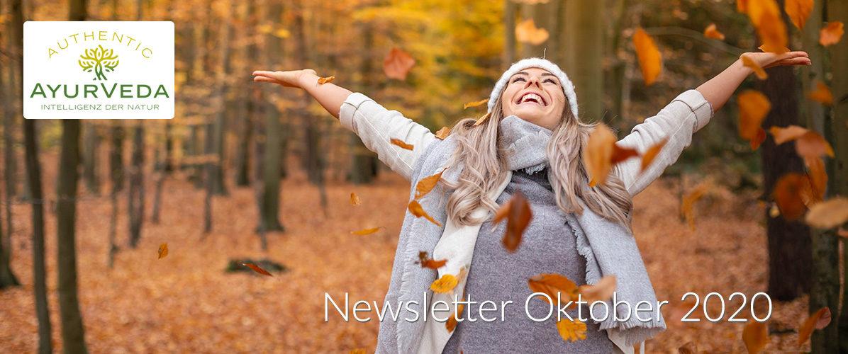 Newsletter Oktober 2020