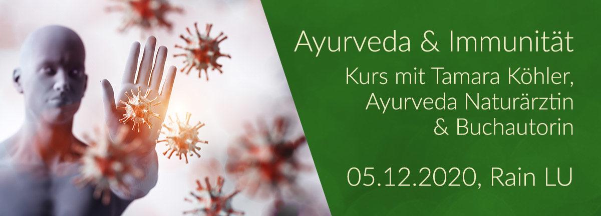 Kurs: Ayurveda & Immunität