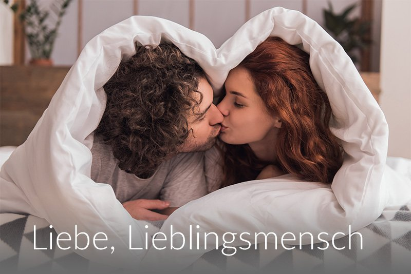 Liebe-Lieblingsmensch
