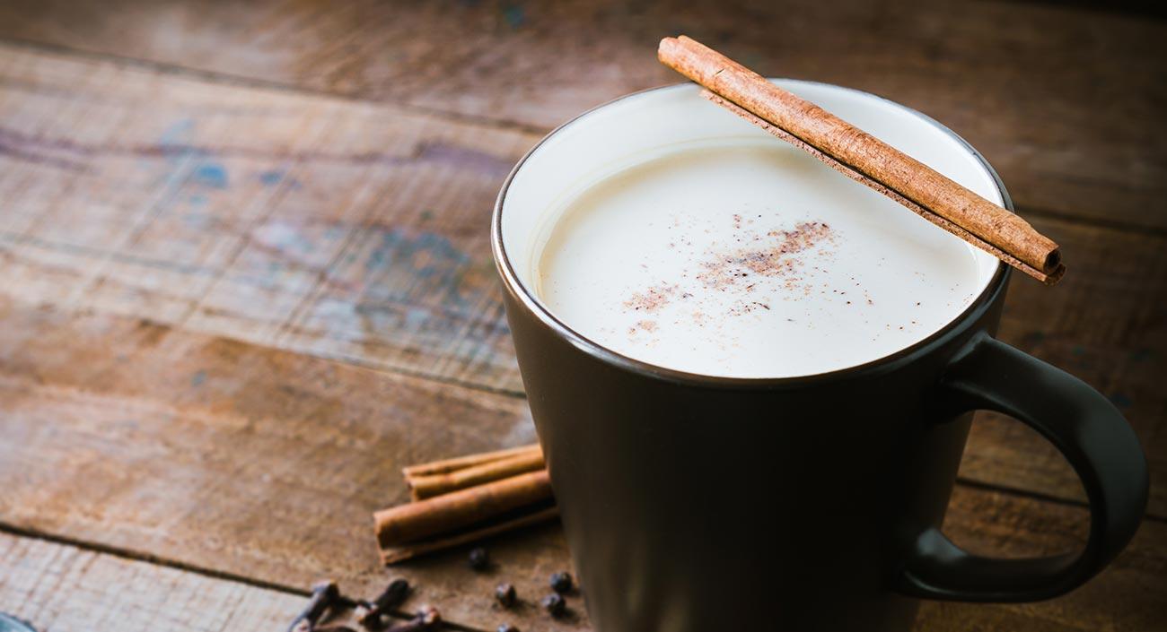 Sandmännchen-Milch mit Ashwagandha